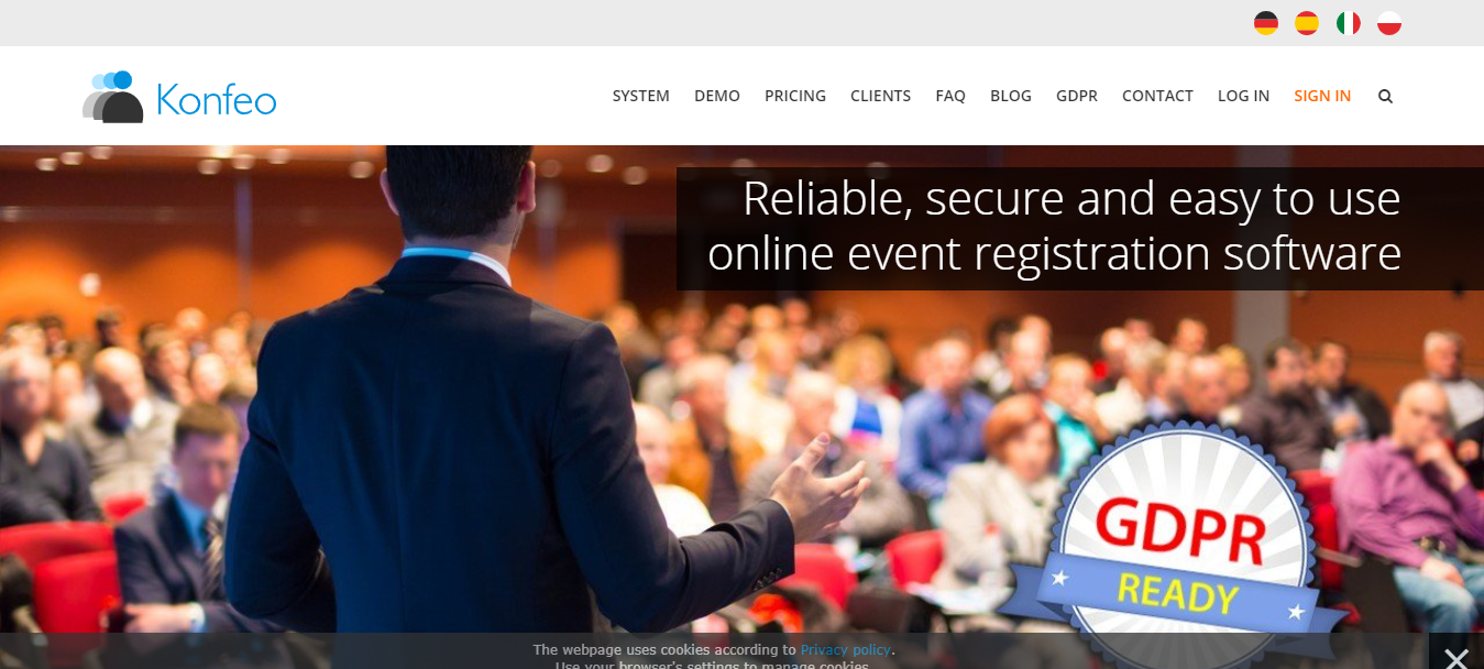 Top 10 Event Management Software - Qiel com
